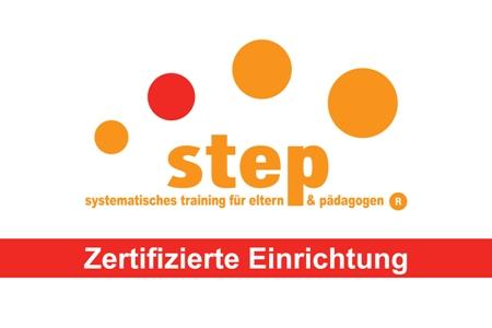 STEP für Eltern und Pädagogen - STEP Zertifizierung in der ...